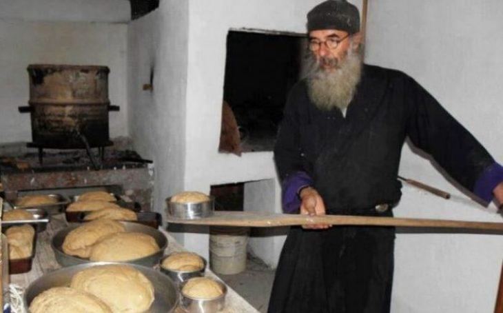 Μυστικό μακροζωίας: Τι τρώνε οι μοναχοί του Αγίου Όρους