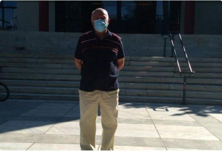 Ανέστης Λιτοβολής: Στα 75 του χρόνια φοιτητής στο Πολυτεχνείο