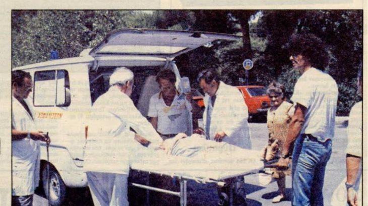 Ιούλιος 1987: Όταν άνθρωποι πέθαιναν στην Αθήνα από τον καύσωνα