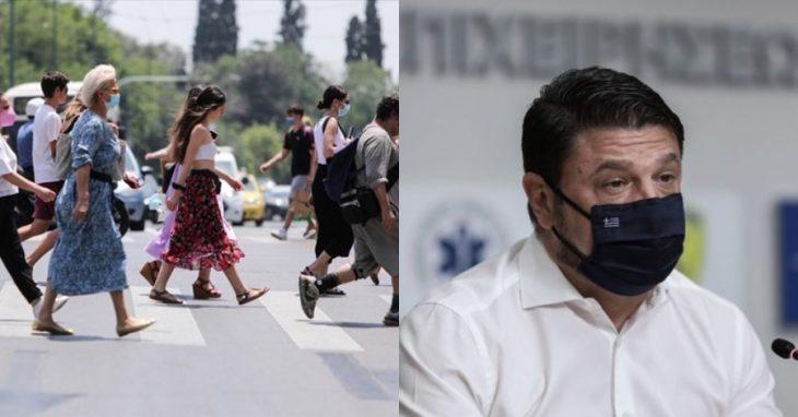 Εξαιρούνται οι εμβολιασμένοι: Τα 2 μέτρα για τον περιορισμό της μετάλλαξης Δέλτα στην Ελλάδα