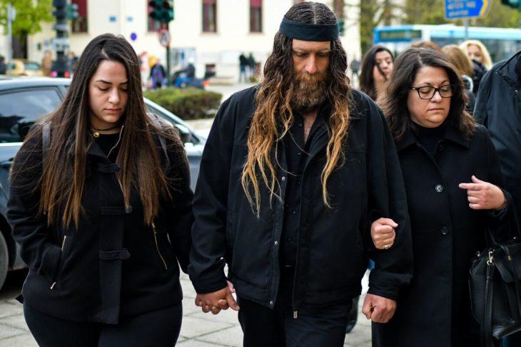 Δίκη Βαγγέλη Γιακουμάκη: Πάγωσαν με τα λόγια της αδερφής του