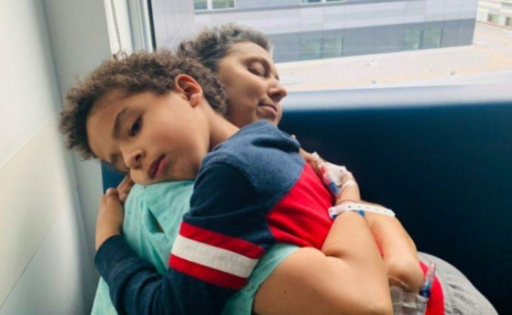 Αληθινή ιστορία: «Σήμερα είναι η μέρα που θα πω στο γιο μου ότι πεθαίνω από καρκίνο»