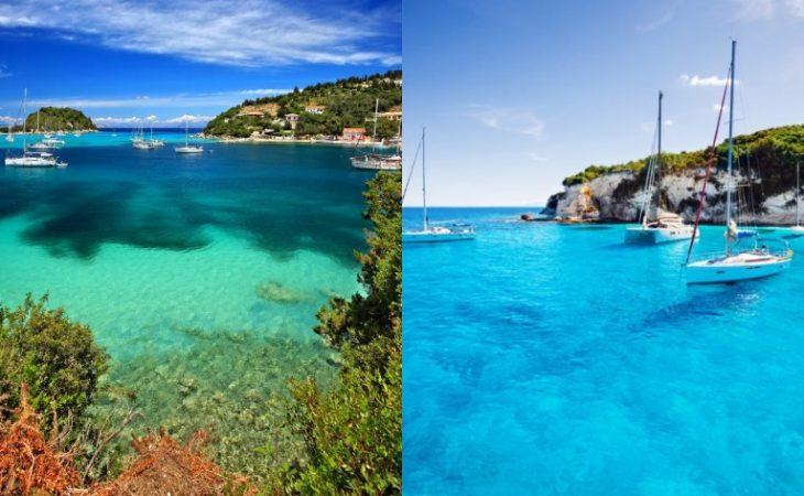 Παξοί - Αντίπαξοι: Για όσους ζητάνε θαλάσσιες σπηλιές και εξωτικές παραλίες