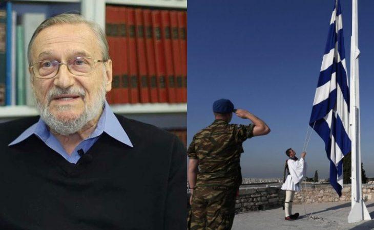 Καναδός καθηγητής: «Τα ελληνικά αξίζουν χίλιες φορές παραπάνω από τα αγγλικά και τα γαλλικά»
