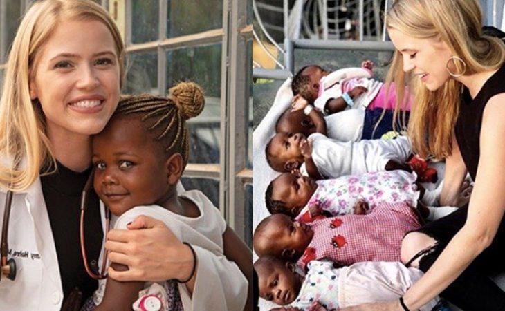 Νοσοκομείο για ορφανά: Το έφτιαξε γυναίκα που παράτησε τα πάντα
