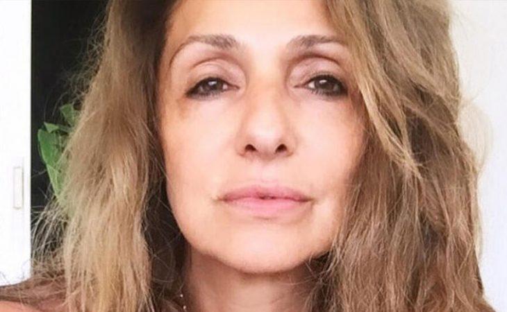 Βίκυ Κουλιανού: Δείχνει το πρόσωπό της χωρίς ίχνος μακιγιάζ