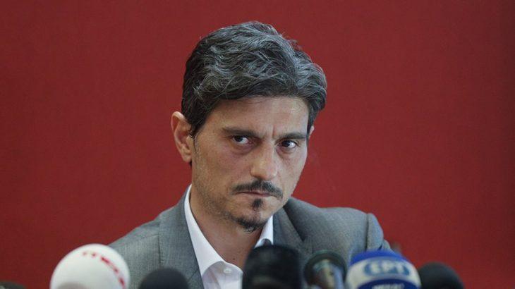 Δημήτρης Γιαννακόπουλος: «Είσαι ο χειρότερος πολιτικός που έβγαλε η χώρα!»