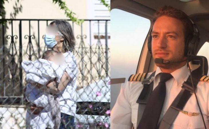 Γλυκά Νερά: Η πραγματική σχέση του πιλότου με τη μητέρα του