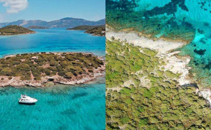 Καραϊβική της Ελλάδας: Παράδεισος με τιρκουάζ νερά και τιμές στον πάτο, 1 ώρα από την Αθήνα