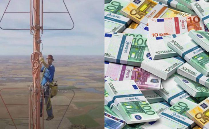 Ονειρική δουλειά: Δουλεύει μια φορά κάθε έξι μήνες, αλλάζει μια λάμπα και έχει μισθό 20.000 ευρώ