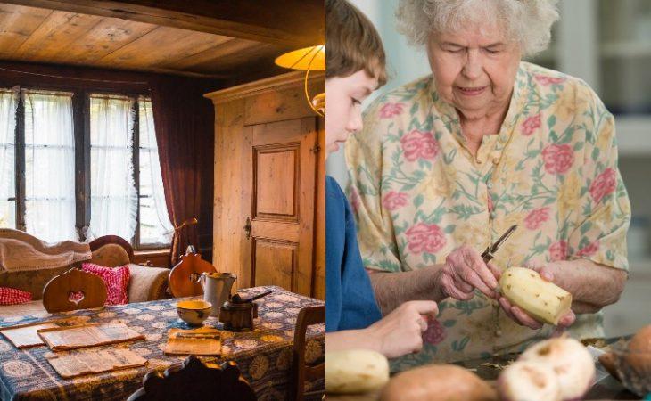 Σπίτι της γιαγιάς: Ήταν και θα παραμείνει για πάντα ο παράδεισός μας