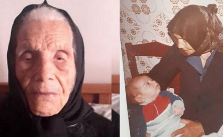 Ελληνίδα γιαγιά: 107 ετών με 140 εγγόνια