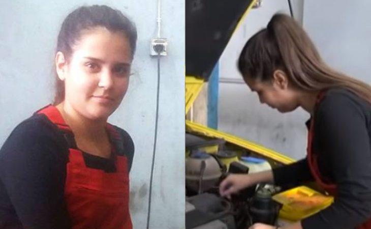 13χρονη Ελληνίδα μηχανικός: «Λύνει και δένει» αυτοκίνητα καλύτερα και από άντρα