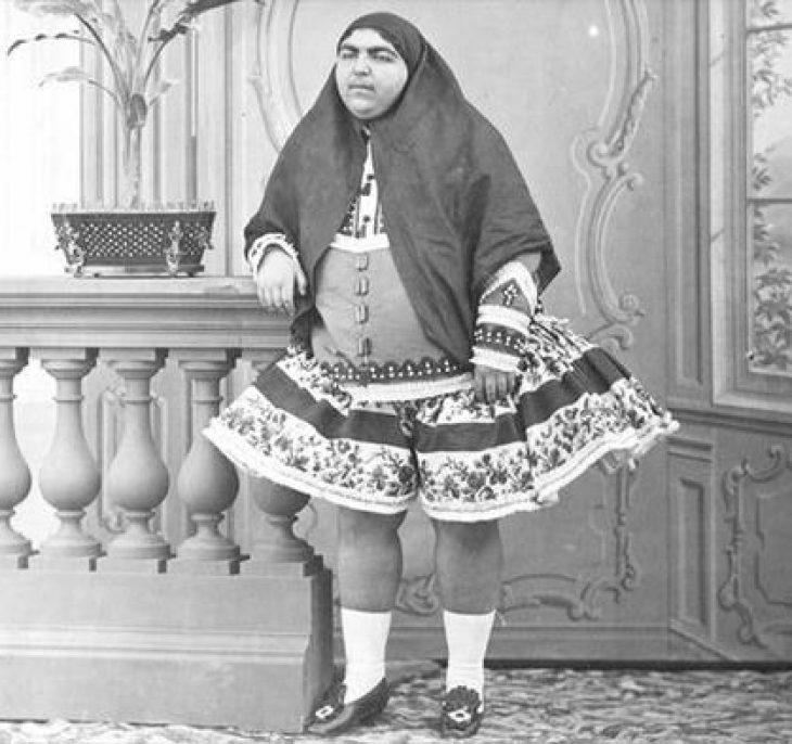 Ιρανή πριγκίπισσα: Η αληθινή ιστορία της