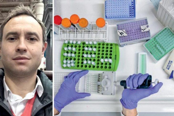 Δημήτρης Καπόγιαννης: Ο Έλληνας που ανακάλυψε τεστ που εντοπίζει το Αλτσχάιμερ 10 χρόνια πριν