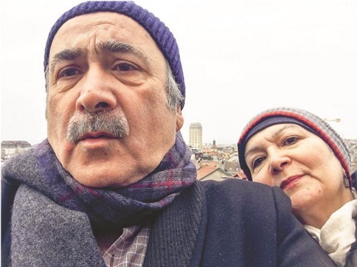 Λάκης Λαζόπουλος: Τα γράμματα που του έγραφε η σύζυγός του πριν πεθάνει