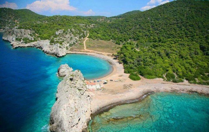Μυστικές παραλίες της Αθήνας: 4 παραλίες που θυμίζουν νησί