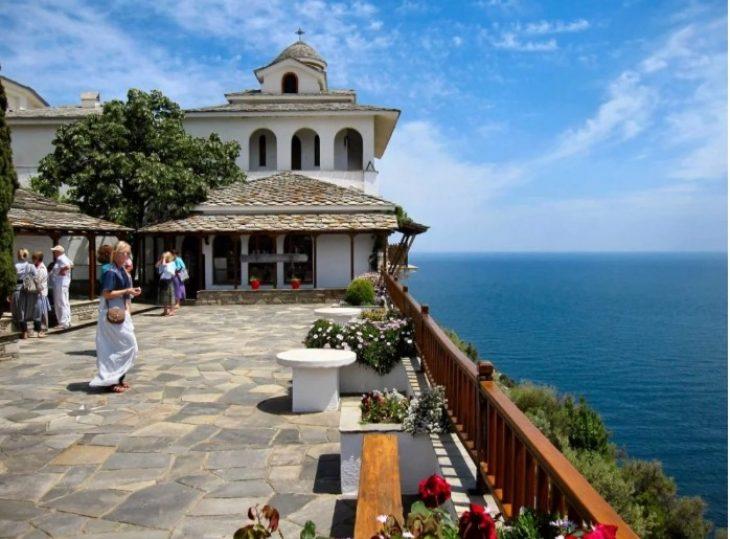 Θάσος: Το υπέρλαμπρο μοναστήρι του Αρχάγγελου Μιχαήλ