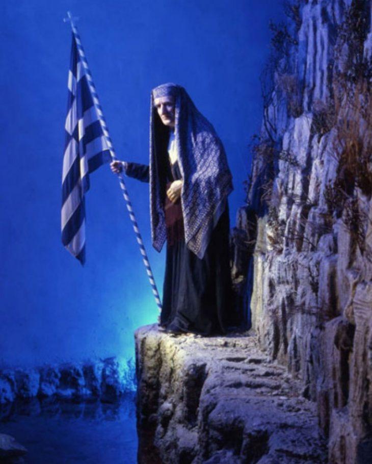 Παύλος Βρέλλης: Ο Έλληνας που έφτιαξε με τα χέρια του σε κέρινα ομοιώματα την ιστορία της χώρας μας.