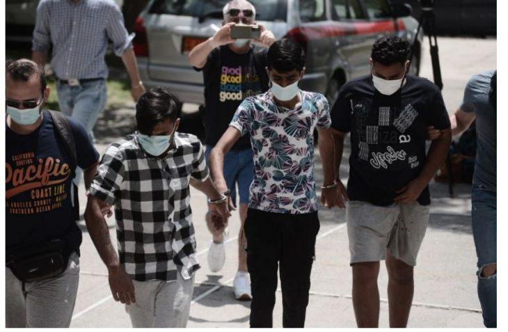 Άγιος Παντελεήμονας: Την πόρτα του Εισαγγελέα πέρασαν οι τρεις Πακιστανοί