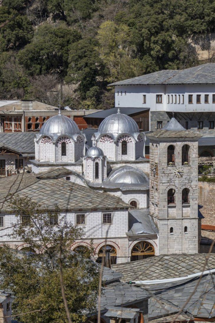 Παναγία Εικοσιφοίνισσα: Το παλαιότερο μοναστήρι της Ευρώπης με την θλιβερή ιστορία από πίσω