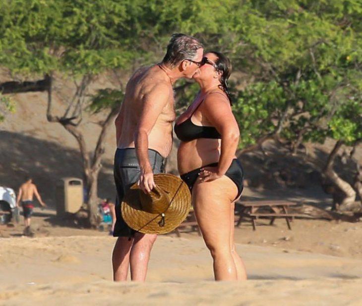 Αληθινή αγάπη: Ο πασίγνωστος ηθοποιός λατρεύει την γυναίκα του, αν και δεν είναι κορμάρα