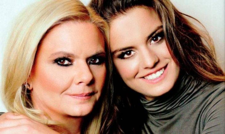 Αγγελική Κανελλοπούλου για Μαρία Σάκκαρη: «Είμαι πολύ περήφανη για την κόρη μου»