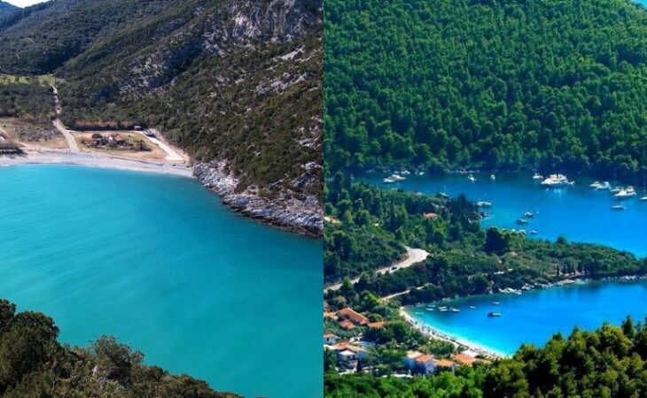 Σκόπελος: Το Ελληνικό νησί που μοιάζει με δάσος