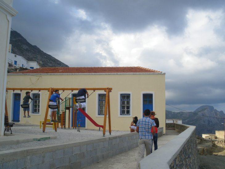 Το ωραιότερο σχολείο της Ελλάδας βρίσκεται στην Κάρπαθο