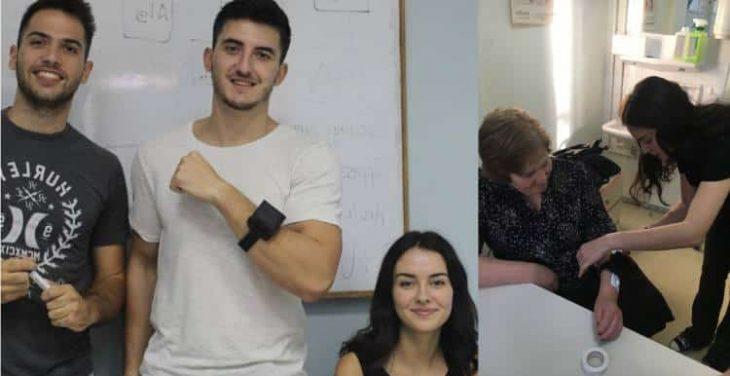 Νόσος του Πάρκινσον: Τρεις φοιτητές από τη Θεσσαλονίκη έφτιαξαν συσκευή που την πολεμάει