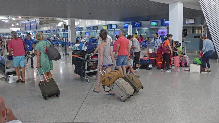 Το ξενέρωμα του τουρίστα: 500 ευρώ πρόστιμο την στιγμή της άφιξής του στην Ελλάδα