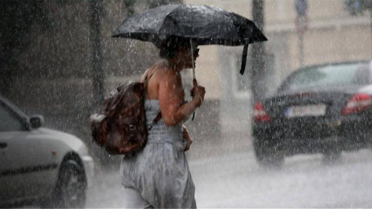 Καιρός 7/6: Έρχονται βροχές, καταιγίδες και χαλάζι