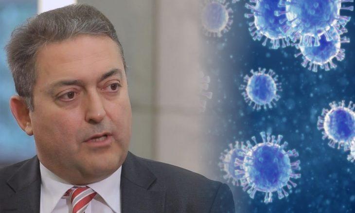 Βασιλακόπουλος: Θα αναγκαστούμε να πάρουμε μέτρα που θα μας ταλαιπωρήσουν όλους