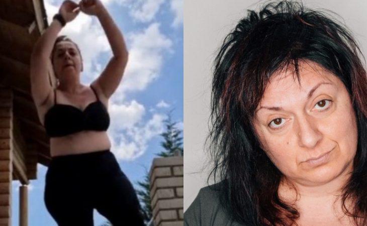 Σοφία Μουτίδου: Δημοσίευσε βίντεο που χορεύει Twerk