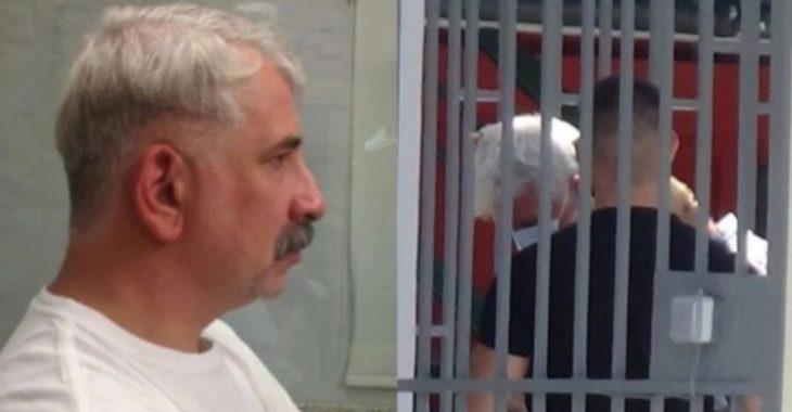 Πέτρος Φιλιππίδης: Ζωντανός νεκρός στις φυλακές Τριπόλεως
