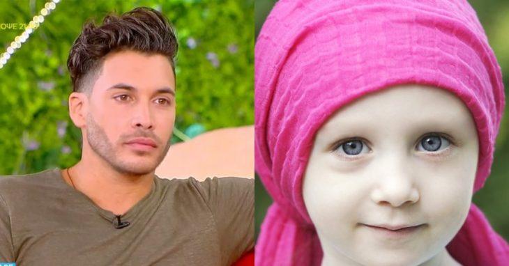 Γιώργος Ασημακόπουλος: Το συνολικό που δώρισε σε παιδιά με καρκίνο