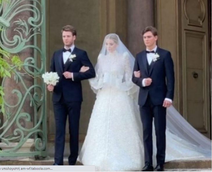 Ανιψιά Νταϊάνα: Παντρεύτηκε τον δισεκατομμυριούχο επιχειρηματία Μάικλ Λιούις