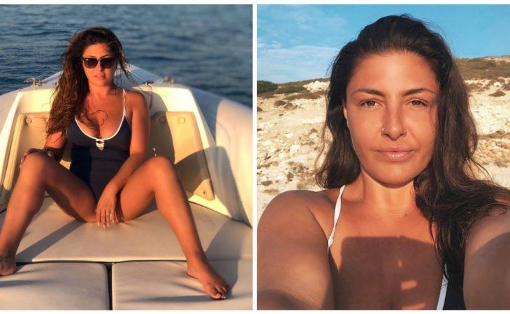 Έλενα Παπαρίζου: Φωτογραφίζεται ακομπλεξάριστη με μαγιό και μας δείχνει πως είναι μια πραγματική γυναίκα