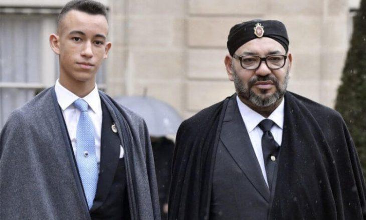 Μουλάι Χασάν: Ο 18άρης πρίγκιπας του Μαρόκου στη Μύκονο