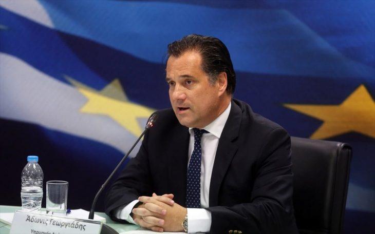 """Άδωνις Γεωργιάδης: """"Αν θα χρειαστεί θα πάρει μέτρα και θα τα επιβάλλει»"""