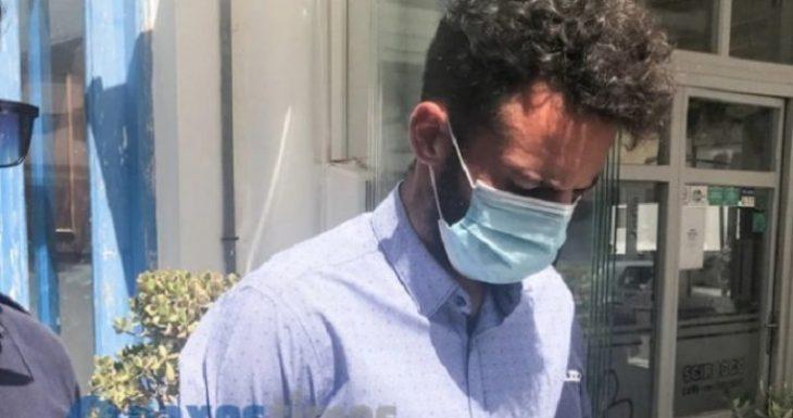 Φολέγανδρος δολοφόνος: Μεταφέρθηκε στο κέντρο υγείας Νάξου