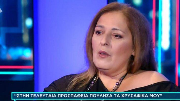 Κυριακή Ζαπουνίδη: Μητέρα μετά από 23 εξωσωματικές