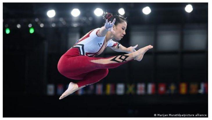 Ολυμπιακοί Αγώνες 2020: Διαμαρτυρία ενάντια στην σεξουαλικοποίηση του αθλήματός τους.