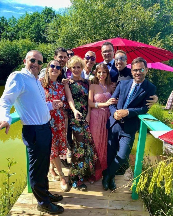 Παντελής Καρράς: Παντρεύτηκε το σύντροφό του στη Γαλλία