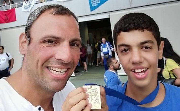 Γιώργος Πατεριμός: Ο αυτισμός είναι ένα ταξίδι που ποτέ δεν σχεδίασα, όμως σίγουρα αγαπώ τον «ξεναγό» μου