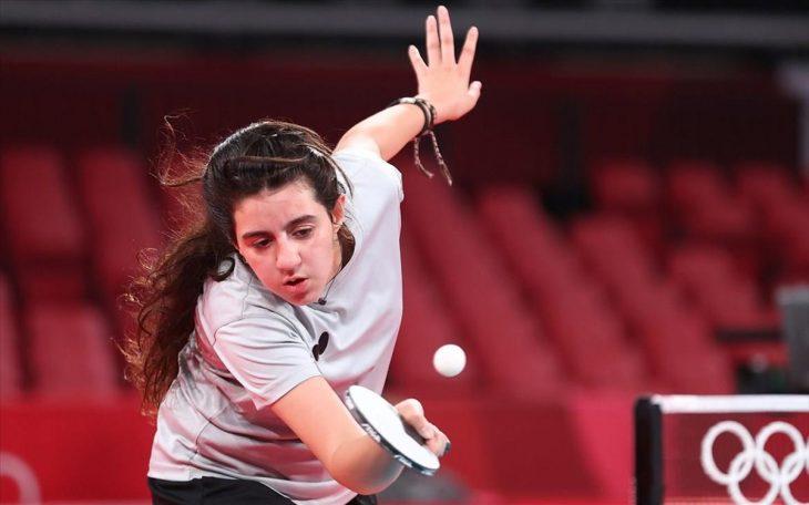 12χρονη: Το κορίτσι από την Συρία που ξεχώρισε στους Ολυμπιακούς του Τόκιο