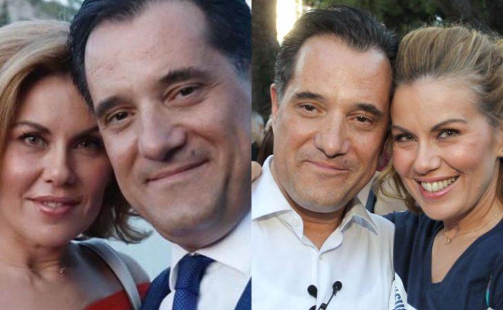 Ευγενία Μανωλίδου – Άδωνις Γεωργιάδης: Έκλεισαν 19 χρόνια μαζί