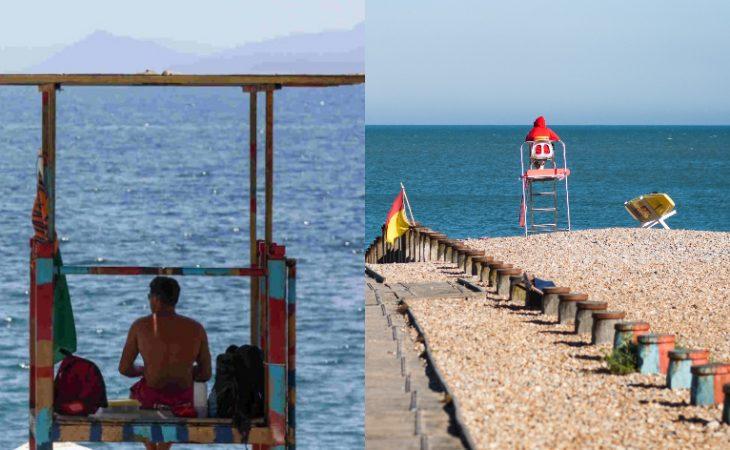Κρήτη: Ναυαγοσώστης έσωσε την ίδια κολυμβήτρια μετά από ένα χρόνο – «Πάλι εσύ… ξανά»