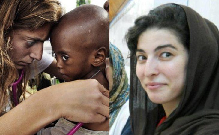Αντιγόνη Καρκανάκη: Μια Κρητικιά που παράτησε τα πάντα για να σώσει ζωές σε όλο τον κόσμο