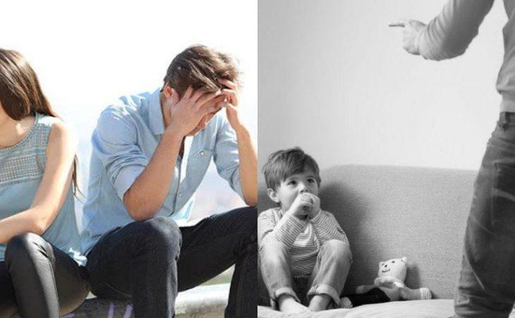 Ερώτημα αναγνώστη: Ο σύντροφός μου δεν φέρεται καλά στο παιδί μου. Έχω άδικο που θέλω να τον χωρίσω;